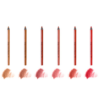 Stay up lip liner colors